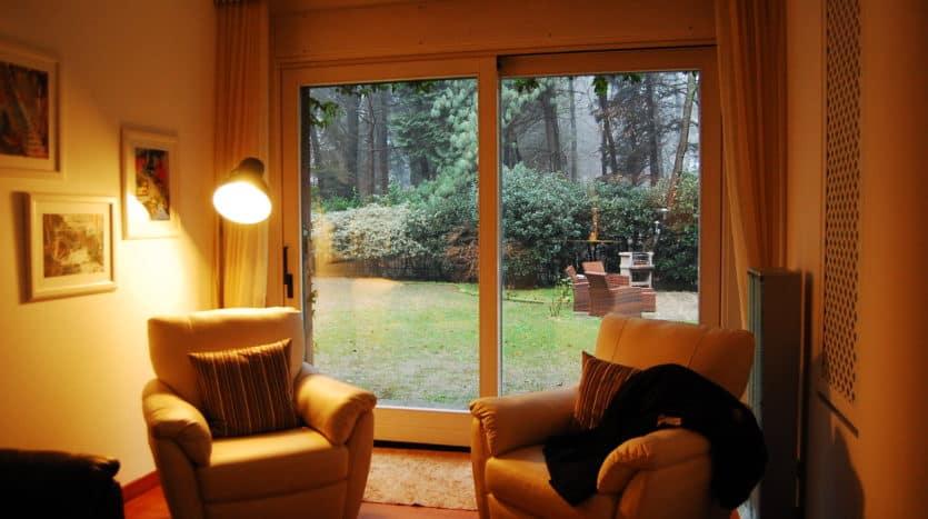 Salotto villa in vendita in Brianza