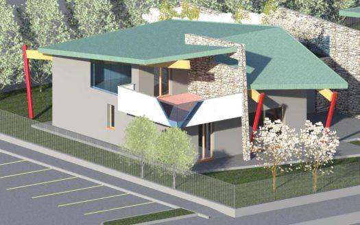 villa nuova costruzione